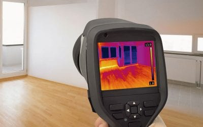 The Use of Thermal Imaging in Inspections