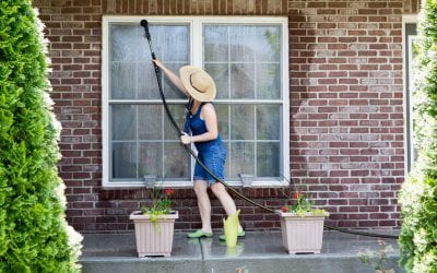 Cleaning the Outside of Your Home