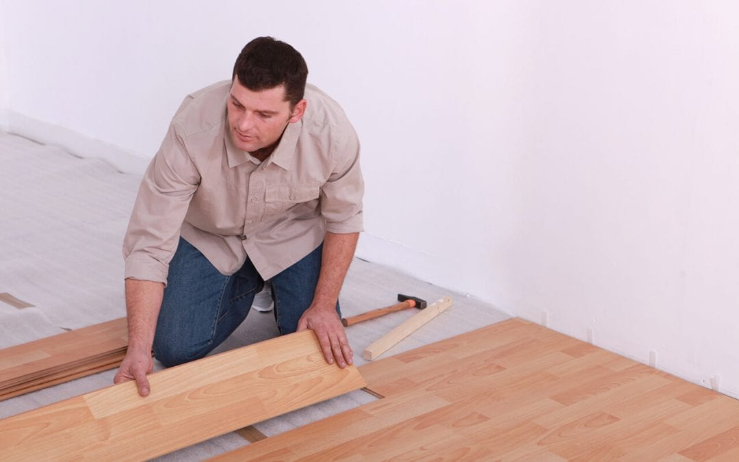 Four Winter Home Improvement Projects to Add Value to Your Home